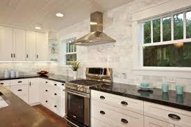 cuisine traditionnel cuisine traditionnel white kitchen with wood island carrara