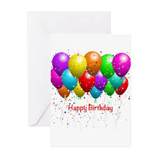 birthday greeting cards cafepress