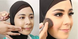 tutorial hijab syar i ala risty tagor pinkemma tutorial make up ala risty tagor dream co id