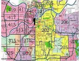kansas city metro map kansas city kansas zip code map zip code map