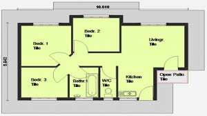 gorgeous 9 small 3 bedroom house plans in south africa plush nice