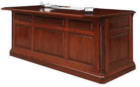 Office Table Front View Traditional Office Furniture Rochester Ny Jack Greco