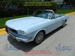 1966 mustang convertible value ford for sale