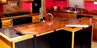 Incorporating Copper In The Decoration Of Your Home The Copper - Copper kitchen table
