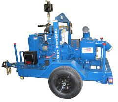 trailer mounted water pumps absolute water pumps