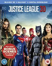 Justice League Justice League 3d Digital 2017