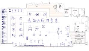 home layout designer plan kitchen design layout floor archicad cad autocad drawing plan