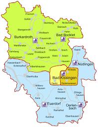 Rehaklinik Bad Bocklet Gemeindegebiet Evangelisch Lutherische Kirchengemeinde Bad Kissingen