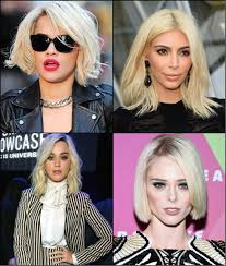 Trendy Bob Frisuren 2017 by Trendy Platinum Bob Hairstyles 2017 Pretty Hairstyles Com