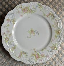 Shabby Chic Plates by Half Price Haviland Sale Antique Haviland Limoges Plate