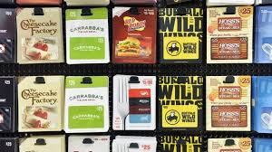 restaurant gift cards 29 restaurant gift card freebies