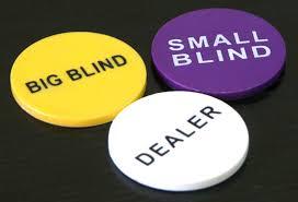 Big Blind Small Blind Zestaw żetonów Dealer Small Blind Big Blind Hg Sklep
