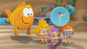 bubble ballerinas bubble guppies video s3 ep307