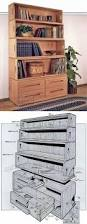 Woodworking Bookshelves Plans by Top 25 Best Bookshelf Plans Ideas On Pinterest Bookcase Plans