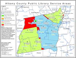 County Map New York by Albany County Find Your Public Library In New York State Library