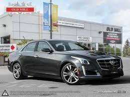 cadillac cts for sale toronto used cadillac cts vehicles for sale in toronto second cars