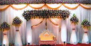 Wedding Stage Decoration Wedding Stage Decoration Services In Khargar Navi Mumbai Blue