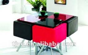 Space Saver Dining Table Sets Enchanting Saving Glass Dining Furniture Lovely Space Saver Dining