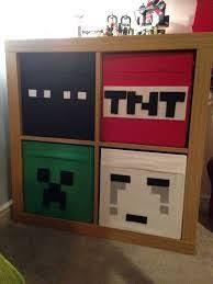 Minecraft Bedroom Ideas Minecraft Boys Bedroom Ideas Easy Diy Minecraft Shelves