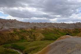 Bad Lands Badlands Nationalpark Sd U2013 Travelingforlong