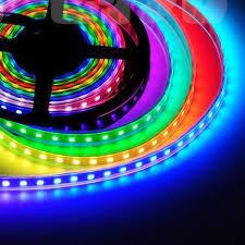 ws2811 dc5 12v series led lights addressable