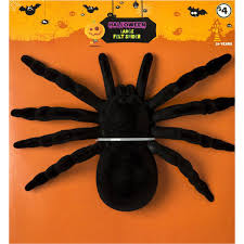 halloween felt spider each woolworths