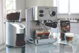 Coffee Grinder Espresso Machine Capresso Ec Pro Capresso Espresso Maker 1st In Coffee