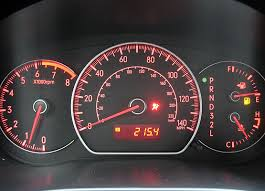 2009 impala airbag light the airbag warning light is back 2009 suzuki sx4 long term road test