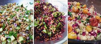 thanksgiving recipes starters small bites salads atelier