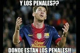 Los Memes De Messi - los memes se ceban con el papel de messi en el almer祗a barcelona