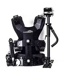 amazon com stabilizers professional video amazon com laing stabilizer 2 15kg double arm carbon fiber vest