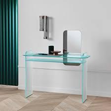Schreibtisch Modern Glas Schreibtisch Modern Opalina By Cristina Celestino
