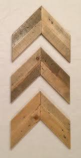 chevron arrows wooden arrows arrow wall arrow décor