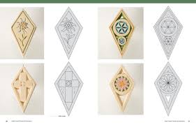 chip carved ornaments 20 patterns with infinite