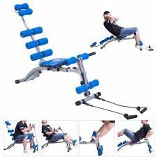 Bench Abs Workout Abdominal Bench Ebay