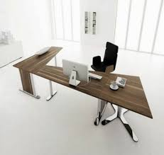 Large L Desk by Office Furniture Amazing Office Furniture For Home Unique Brown