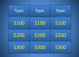 Easy Jeopardy Game Best Jeopardy Powerpoint Template Reboc Ideas Jepordy Template