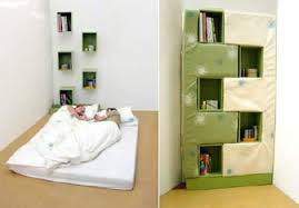 Bed Shelf 20 Insanely Creative Bookshelves