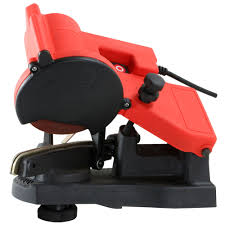 mountable electric chain saw sharpener tool sharpen adjustable