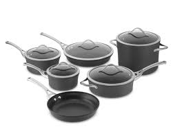 Can You Use Calphalon Cookware On An Induction Cooktop Calphalon Contemporary Nonstick 11 Piece Cookware Set Williams
