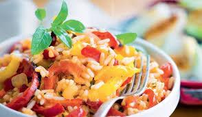 cuisiner riz riz cuisiné à l italienne surgelés les légumes picard