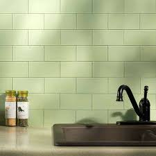 green glass mosaic tile backsplash tags green backsplash tile