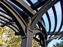 2017 09 07 custom fabricated trellis kubes steel