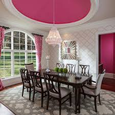 Color Schemes For Dining Rooms Ceiling Paint Color Schemes To Achieve Great Looks
