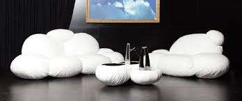 Magnetic Sofa Cloud Cloud Magnetic Sofa Leather Sectional Sofa
