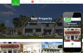 real estate w3layouts com