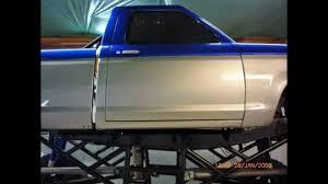 Ford Ranger Monster Truck Ford Ranger Monster Mud Truck Custom Paint Slideshow Youtube