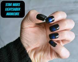 star wars nail art party with sally hansen and walgreens