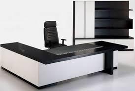 Modern Office Desk White Modern Office Desk Executive Bath Home Decor For Golfocd