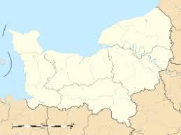 map of rouen rouen